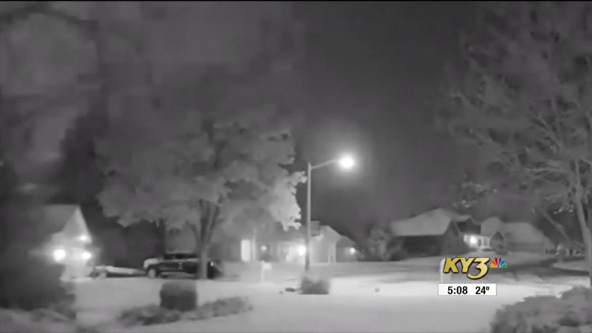 Meteor over Missouri Monday night confirmed by NASA