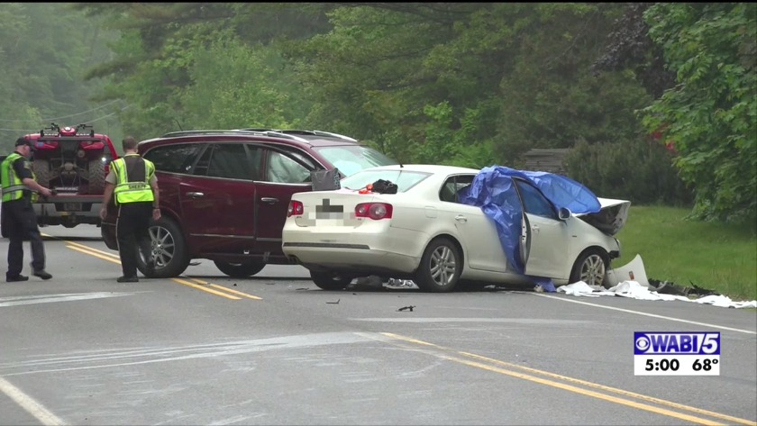 Fatal crash on Route 6 in Lincoln