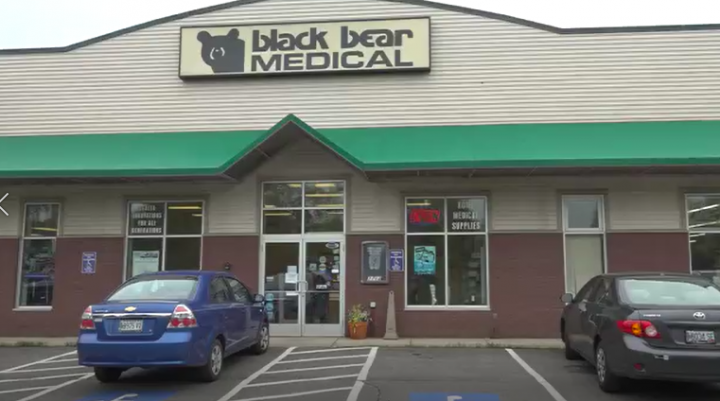Black Bear Medical and Coastal Med Tech in Bangor joining forces