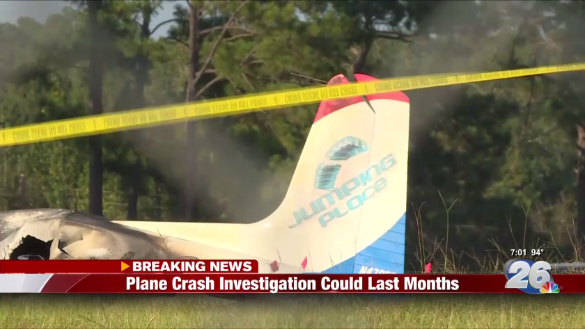 UPDATE   NTSB reveals possible cause of deadly Swainsboro