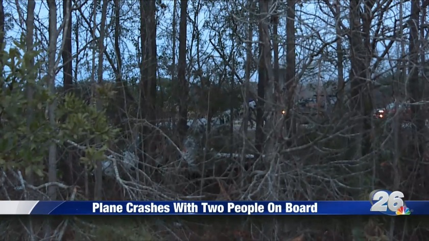 UPDATE | Plane in pieces after crash in McCormick