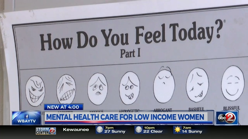 Fox Valley Sees Increase In Mental Health Care Need For Low Income Women