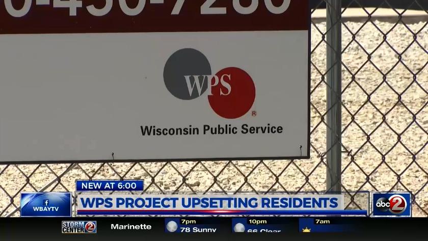 VIDEO: WPS project upsetting neighbors