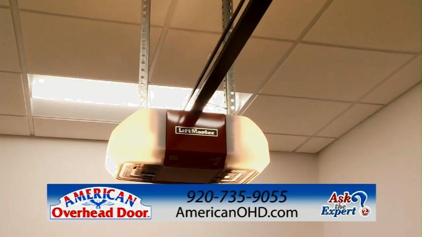 Garages: American Overhead Door