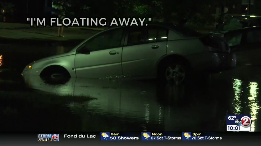 VIDEO: 911 calls from stranded drivers
