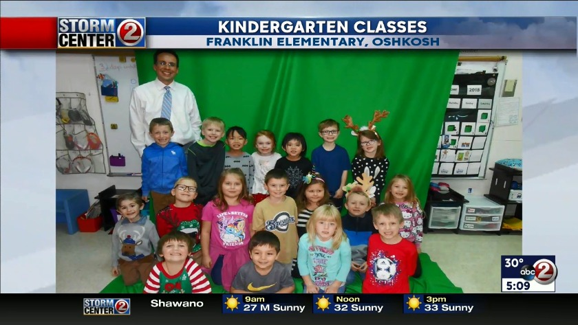 In the Classroom: Franklin Elementary