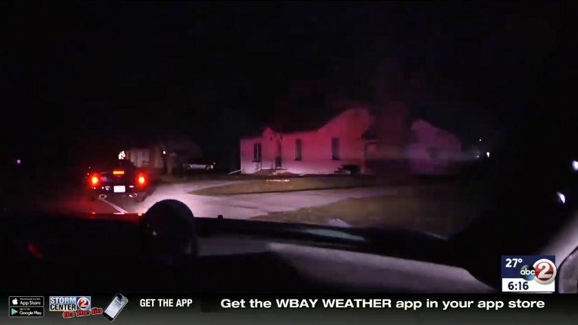 VIDEO: Ridealong with OWI task force