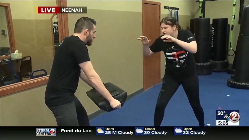 Using Krav Maga techniques for self defense