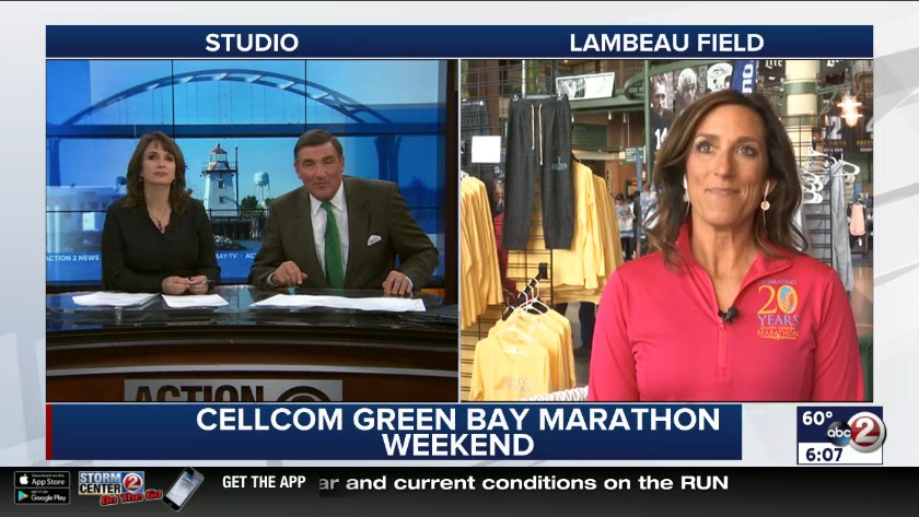 Cellcom Green Bay Marathon weekend kicks off with expo
