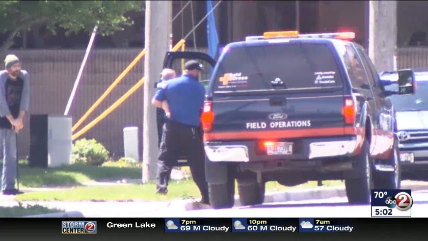WATCH: SWAT standoff ends safely