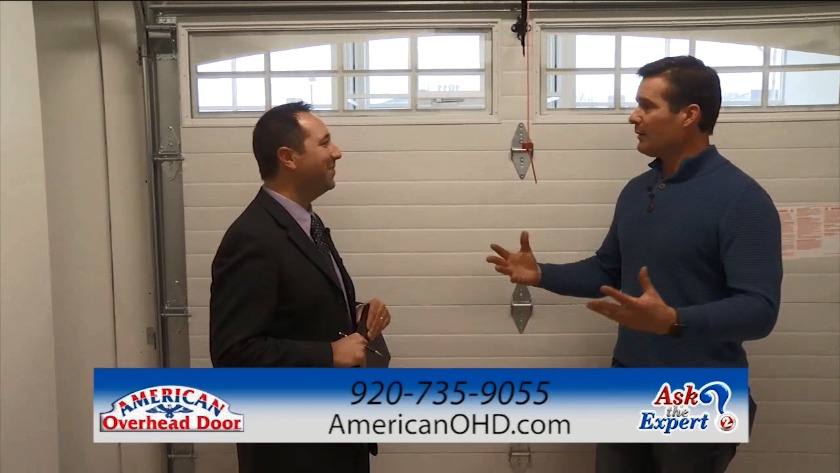 Gentil Garages: American Overhead Door