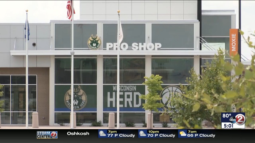 WATCH: Lawsuit: Menominee Nation Arena owner not paying bills