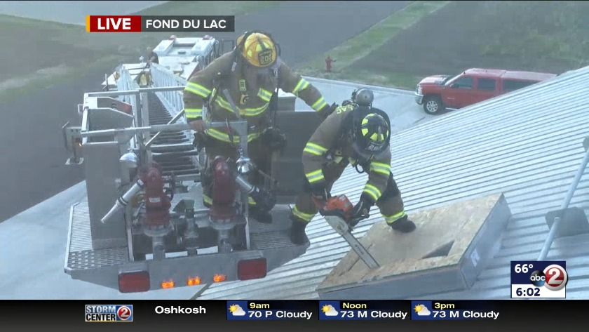 WATCH: Your first look at Fond du Lac's new public safety