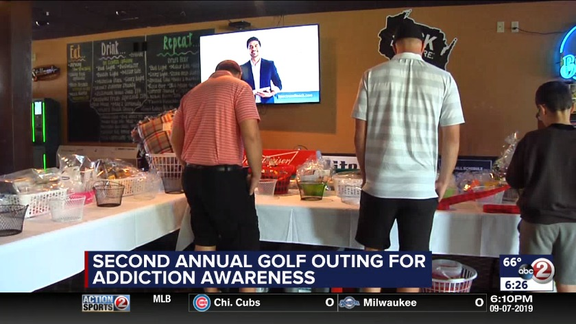 WATCH: EAS 2nd annual golf outing