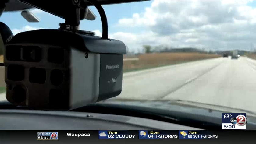 WATCH: Blue Mass honors law enforcement