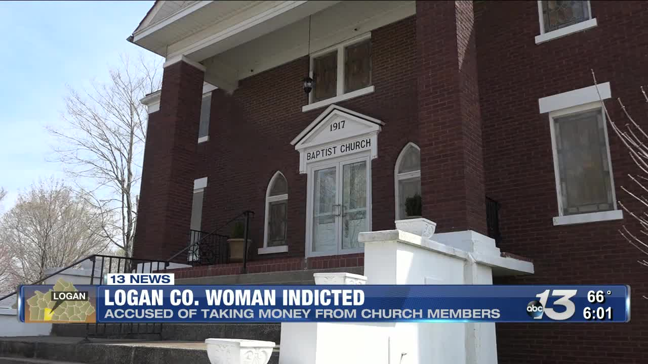Logan County woman indicted for falsely claiming terminal cancer for