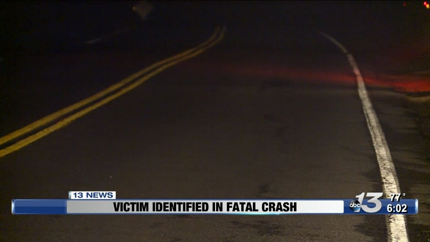 UPDATE: Victim identified after single-vehicle fatal