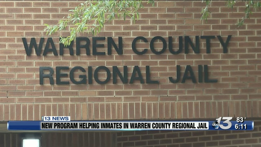 WATCH:New program at Warren County Regional Jail allows inmates to work