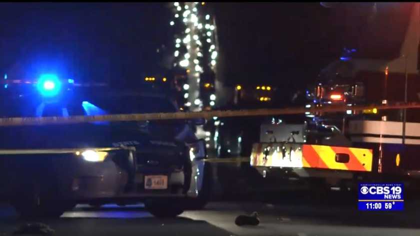 UPDATE: Pedestrian hit and killed by car on Route 29 in