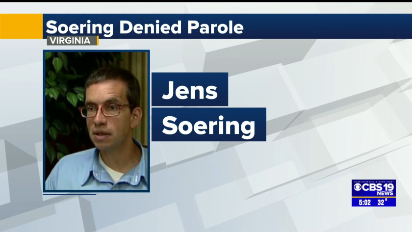 Soering denied parole again