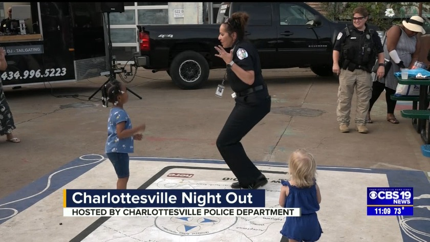 Charlottesville Night Out