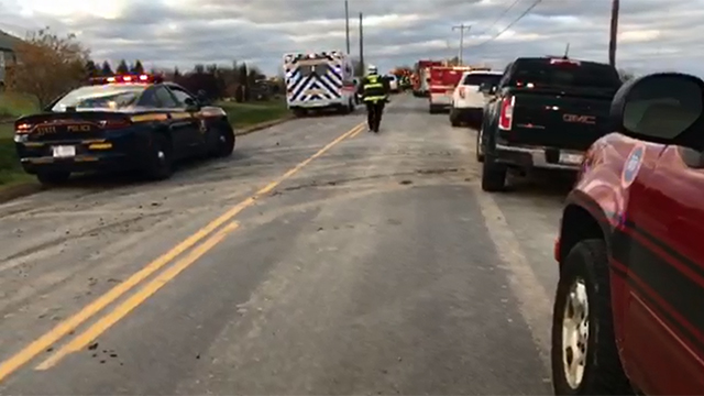 2 killed in Northern New York helicopter crash