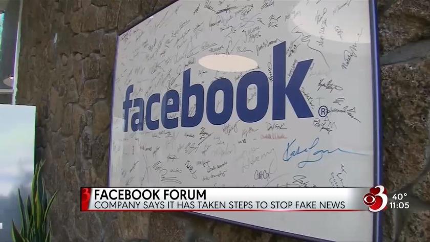 Facebook seeks feedback in Vt  as it revamps news feed