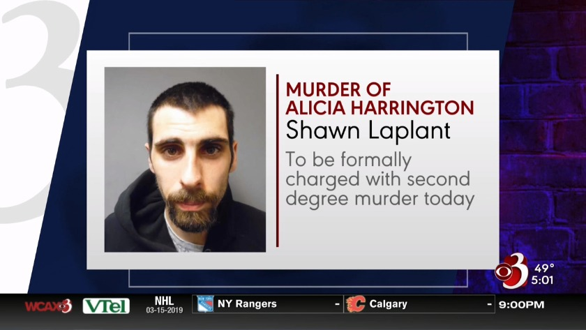 Police: Love triangle led to Vermont murder