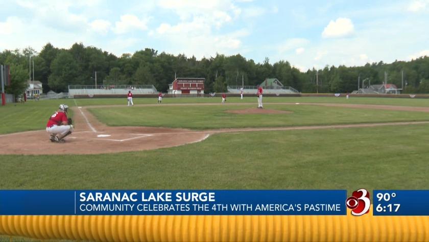 Saranac Lake Surge bring pro baseball to the Adirondacks