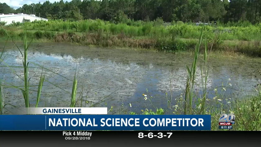 Gainesville High School student to compete in national