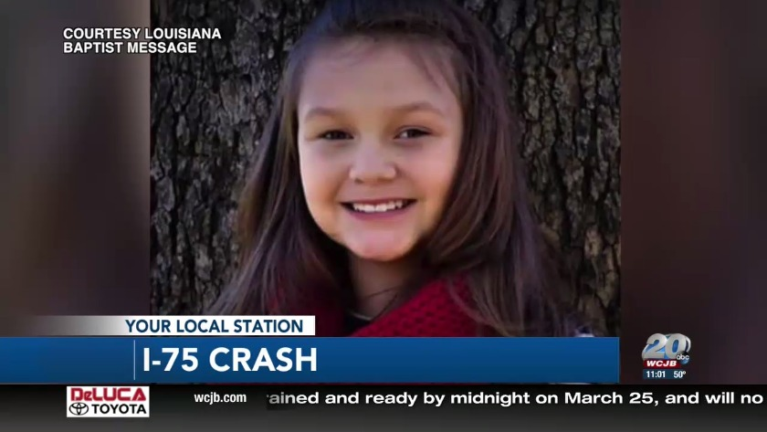 The child victims of the I-75 crash identified