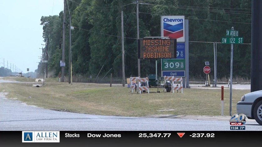 UPDATE: ASO set up traffic boards in an effort to find