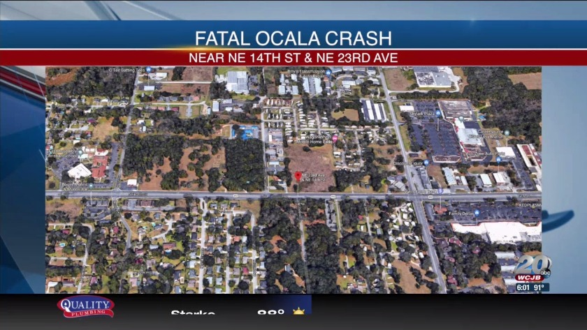 Ocala police investigating double deadly wreck overnight