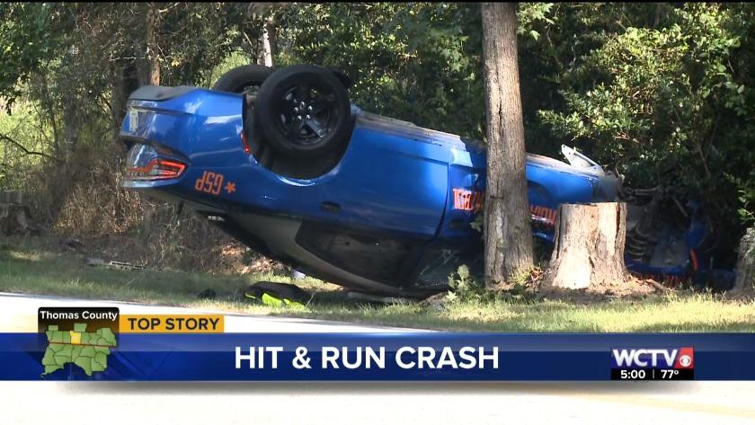 Troopers investigate Thomasville wrecks, witness recounts