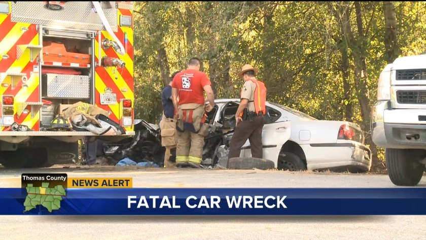 Troopers identify driver killed in Thomas County crash