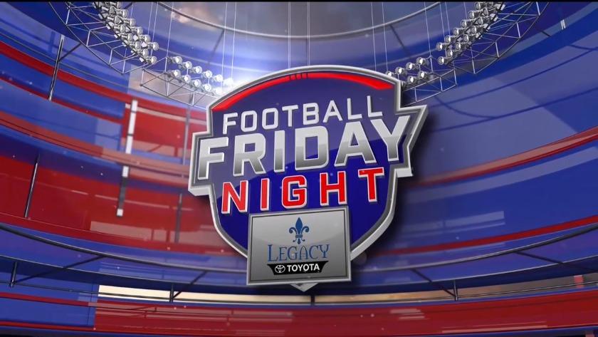 Football Friday Night Week 8, Part 2: October 5, 2018