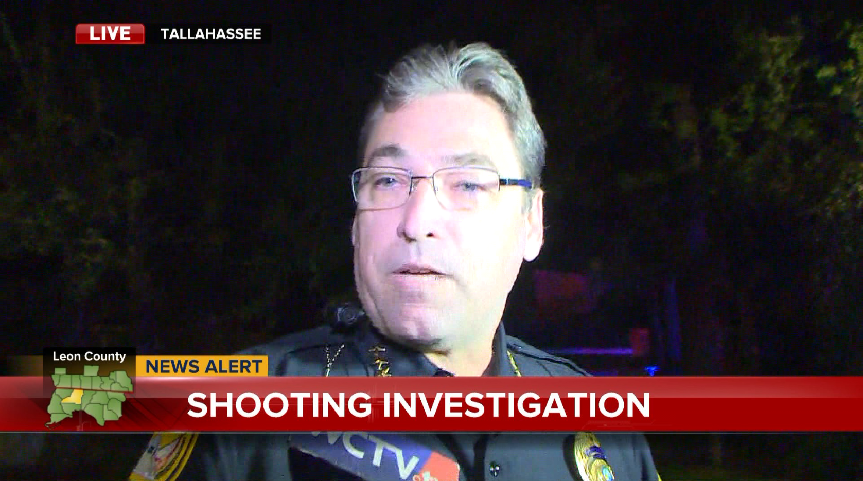 b3da845f278 TPD Chief DeLeo holds press conference following deadly shooting