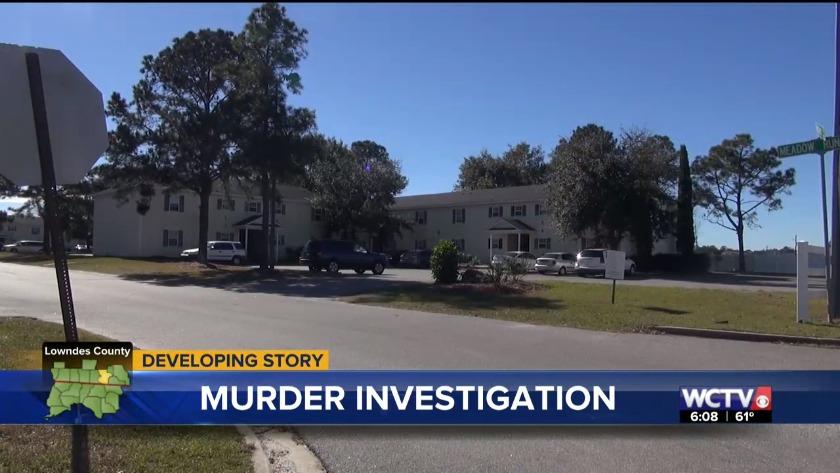 Valdosta Police investigating man's death as homicide