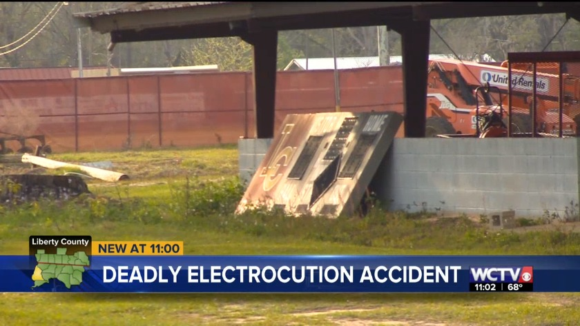 Two adults killed, child injured in electrocution at