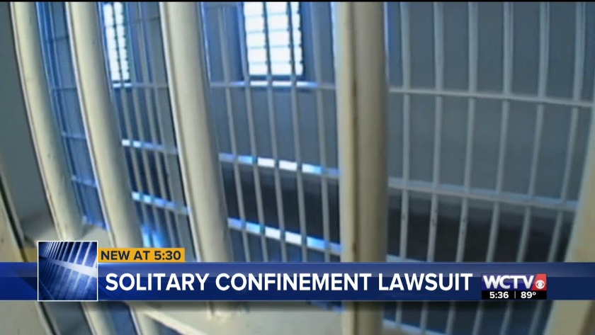 Setting Sun Spotlights Solitary >> Cruel And Unusual Florida Sued Over Solitary Confinement