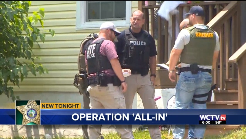 "Leon County Sheriff's Office launches ""massive operation,"" targeting"