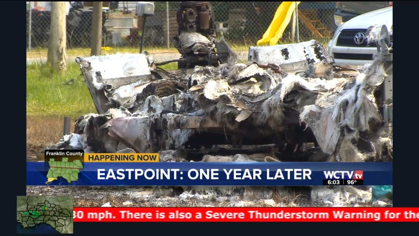 One Year Later: Victims of Eastpoint fire still waiting for