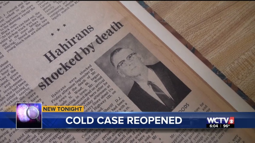 Hahira cold case re-opened after more than 40 years