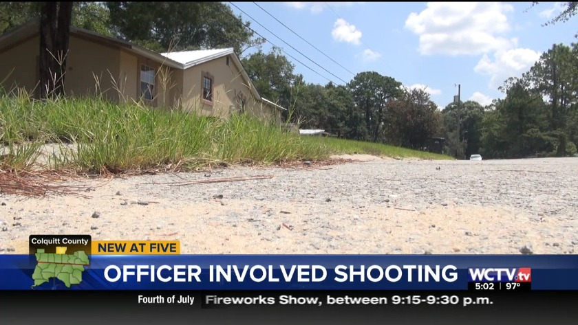 GBI: Five law enforcement officers fired shots in Moultrie standoff