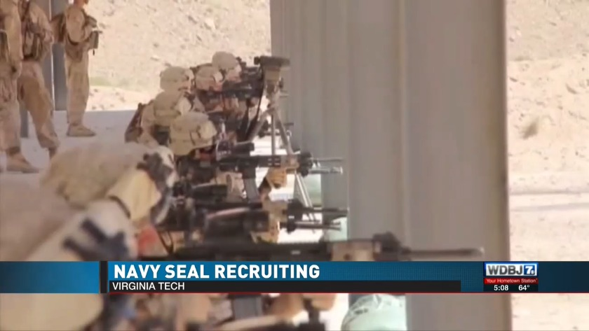 Virginia Tech producing more Navy SEAL candidates than any