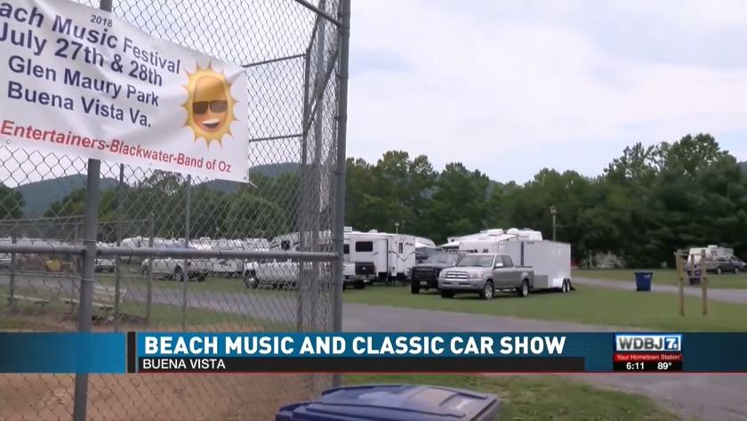 Beach Music And Classic Car Show - Virginia beach car show 2018