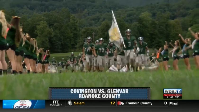 Covington vs Glenvar