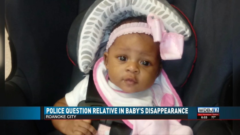 update roanoke police continue to search for 3 month old child
