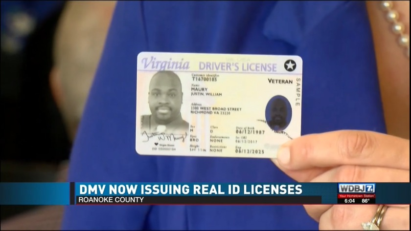 DMV now issuing real ID licenses