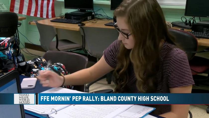 FFE Bland County High School High Ranking